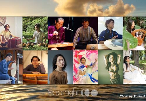★満席★【Moonlight】超豪華出演者による、音のお祭り!!!4/1(日)13:00ー18:00