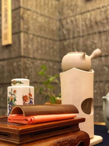 黄檗売茶流 凛仙 イベント デモンストレーション